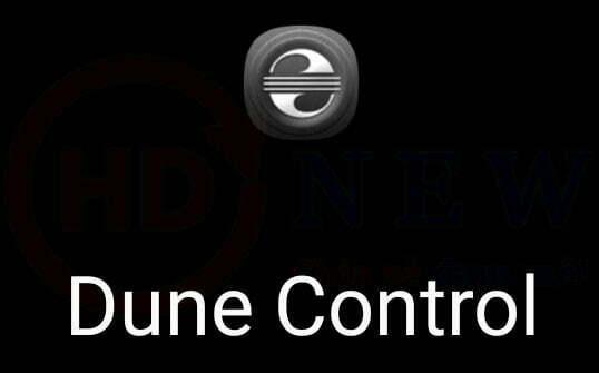 Dune Control - Ứng dụng điều khiển Đầu Dune HD dành cho smartphone, tablet | Dune HD Vietnam