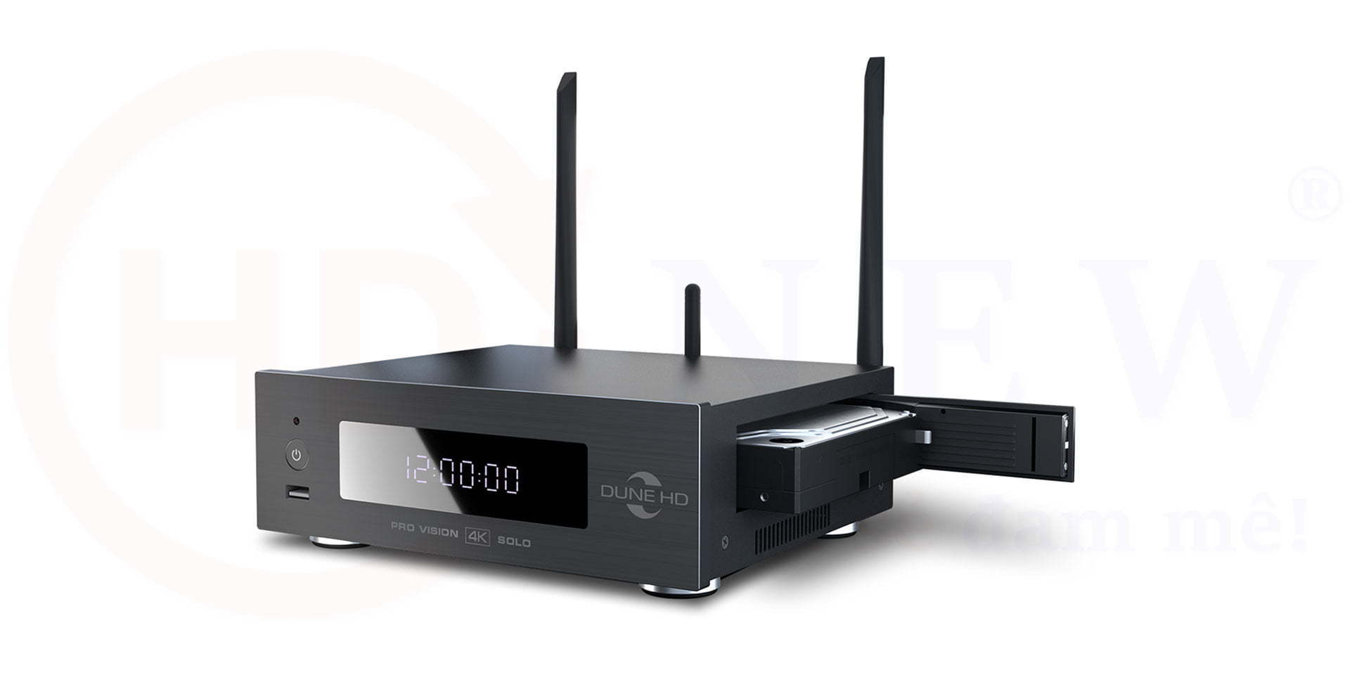Dune HD Pro Vision 4K Solo | Đầu phát 4K Dolby Vision cao cấp | Dune HD Vietnam