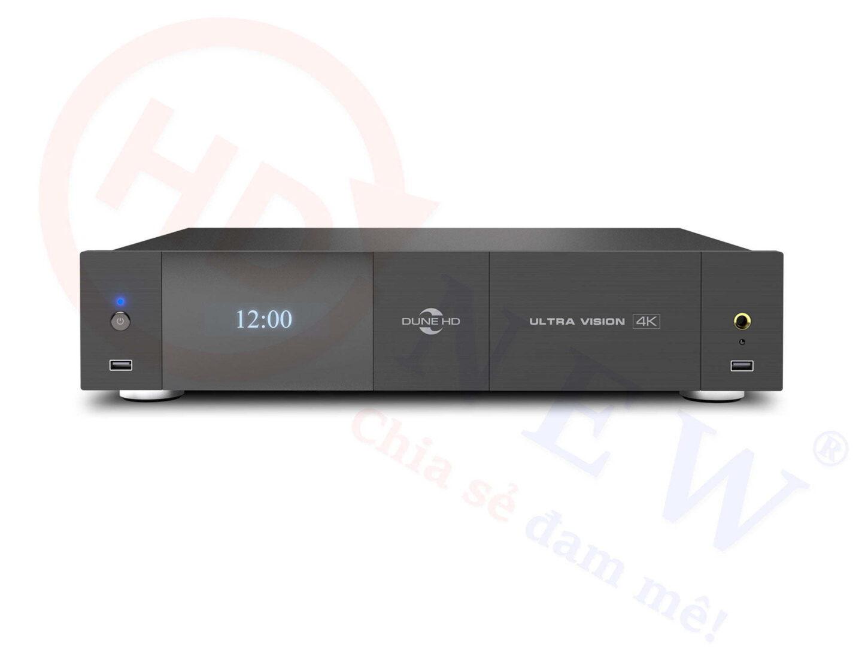 Dune HD Ultra Vision 4K chính thức lộ diện: nhiều cải tiến đáng chú ý! | Dune HD Vietnam