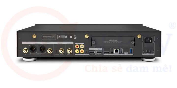 Dune HD Ultra Vision 4K | Đầu 4K flagship với Dolby Vision & Âm Thanh Hi-Fi | Dune HD Vietnam